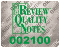 Review Quality Notes
